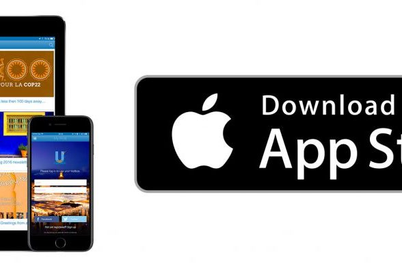 download our App on the AppStore