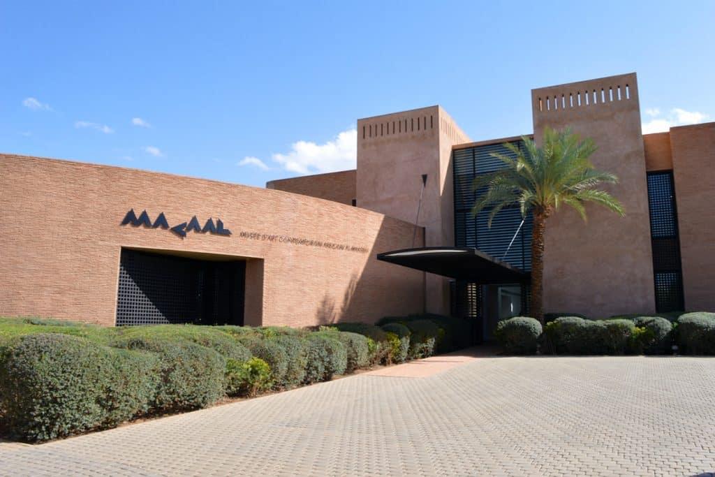 MACAAL opening in Marrakech