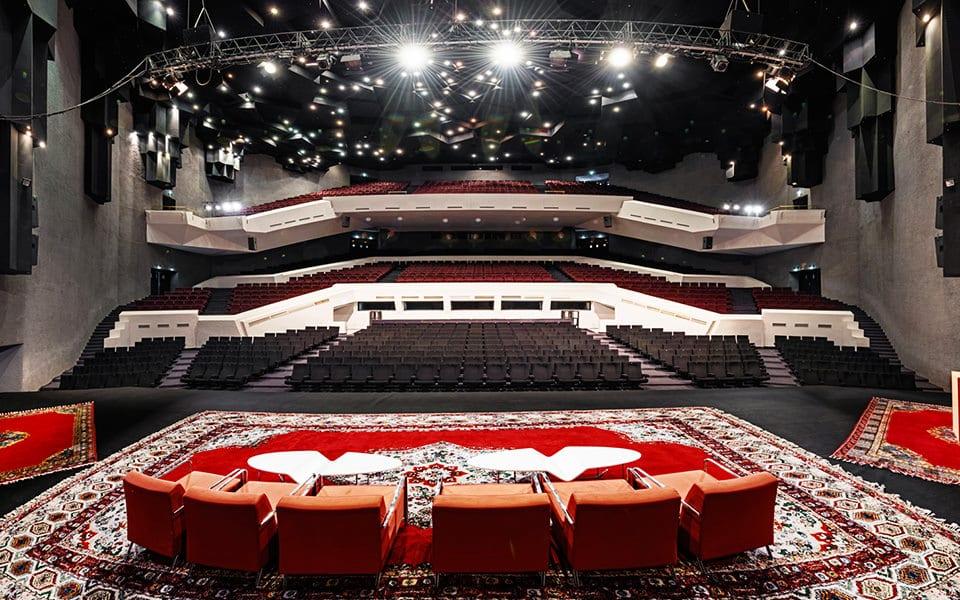 Marrakech congress center