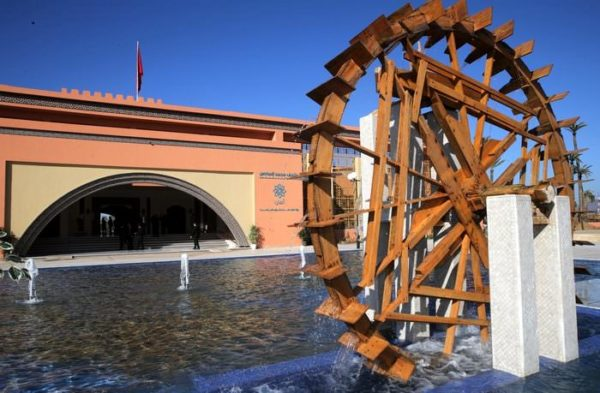 Water Museum in Marrakech