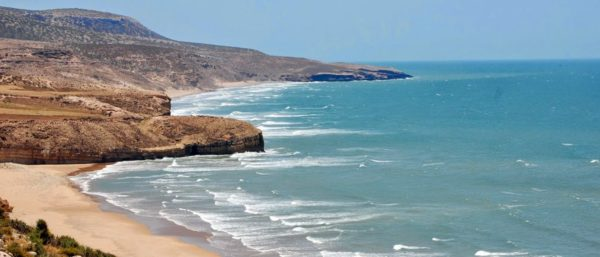 Iftane Beach near Essaouira