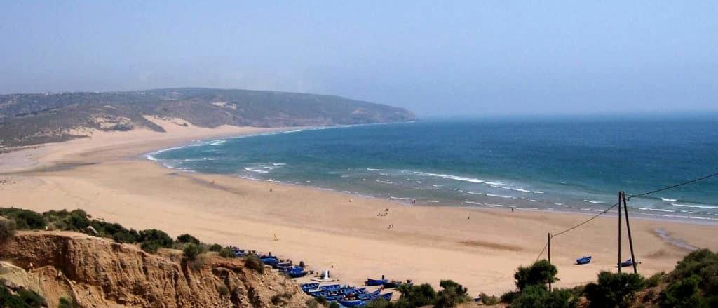 Tafedna Beach near Essaouira