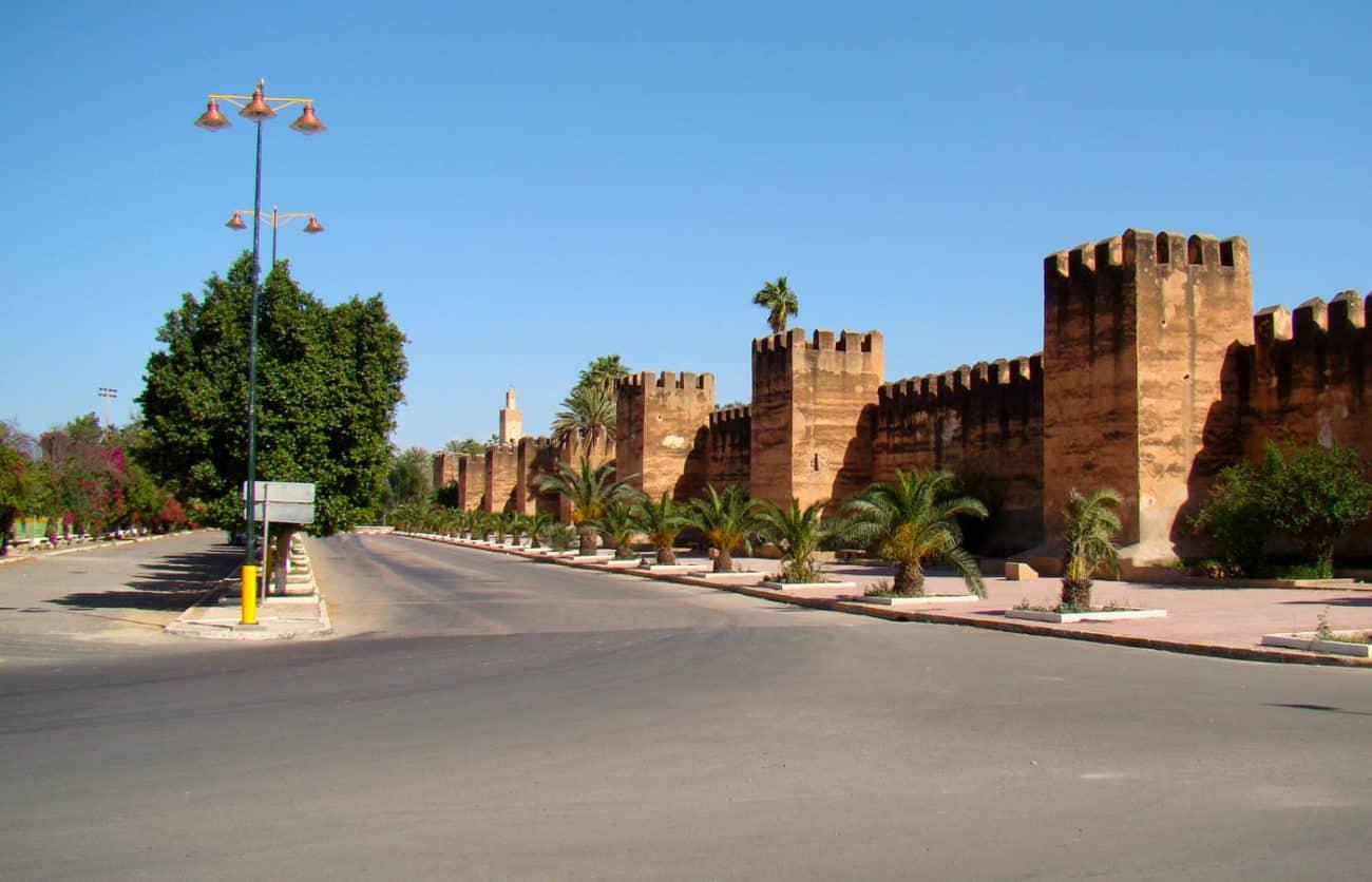 Taroudant Walls
