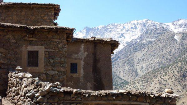 Toubkal Valley near Marrakech