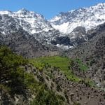 Toubkal Valley near Marrakech