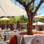 CHOUET restaurant in Marrakech