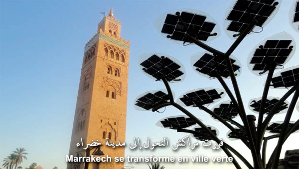 Marrakech, the Red City turning Green
