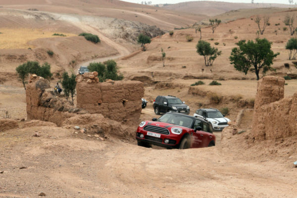 Mini Driving experience in Marrakech