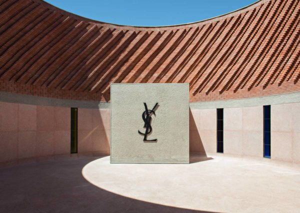 Yves Saint Laurent Museum in Marrakech