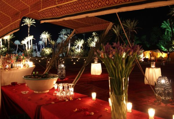 Arabian Evening in an Exclusive Camp