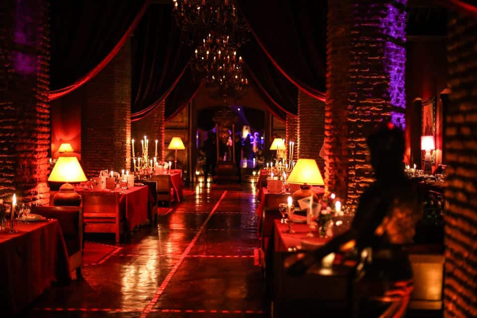 Festive Evenings At Palais Dar Soukkar Marrakech By