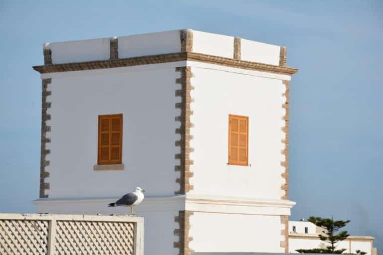 Essaouira architecture