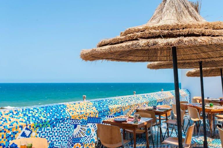 Terrace of ©Riad Salut Maroc !