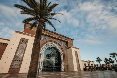 Marrakech Lockdown, by Caroline Darcourt